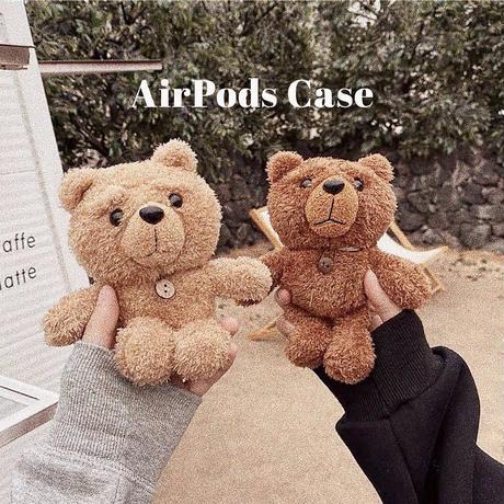 くまちゃんAirPods case
