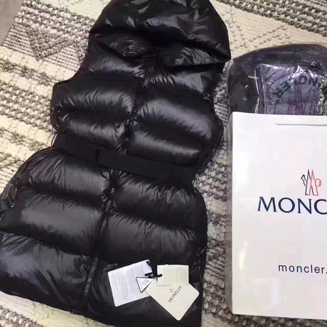 冬新作  人気 セール MONCLER モンクレール ダウンジャケット ダウンベスト ベスト レディース アウター コート MC-WX-13