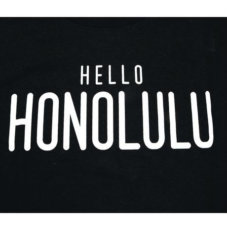 THE FILM  HELLO HONOLULU Tshirts  TSHIRTS  ブラック/ホワイト