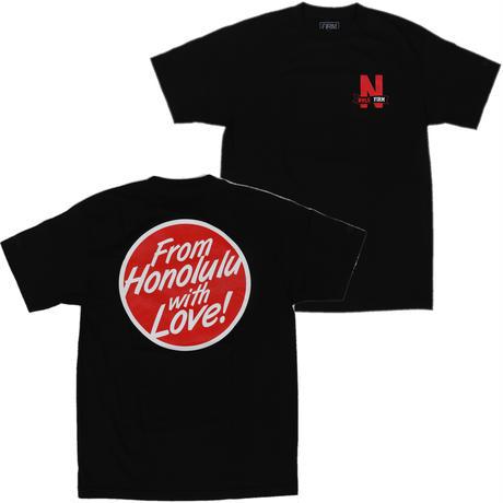 THE FIRM ✖︎ NMLS  限定コラボT-shirts