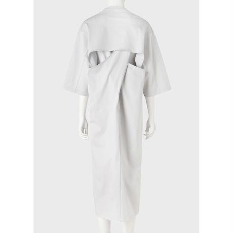 "LUSTER ""TOROMI"" ONE‐PIECE DRESS"