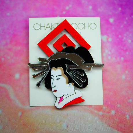 :OIRAN Single Earring/Clip/Brooch片耳・ブローチ