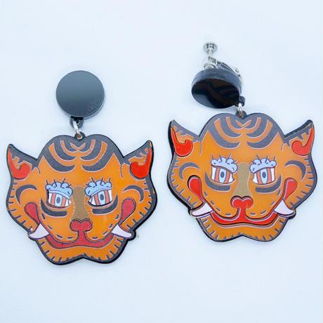 【両耳セット】Tiger