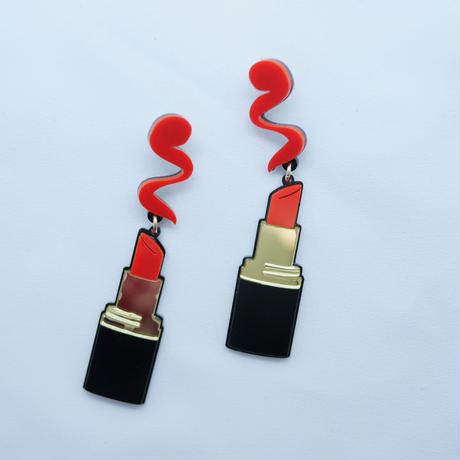 【両耳セット】 Lip stick