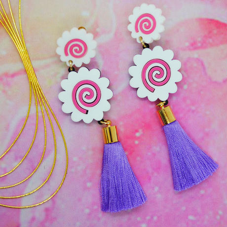 【片耳】ナルト Naruto Single Earrings