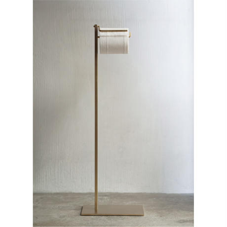 Paper Holder Stand Brass