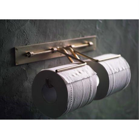 Paper Holder Brass double 次回10月27日販売予定