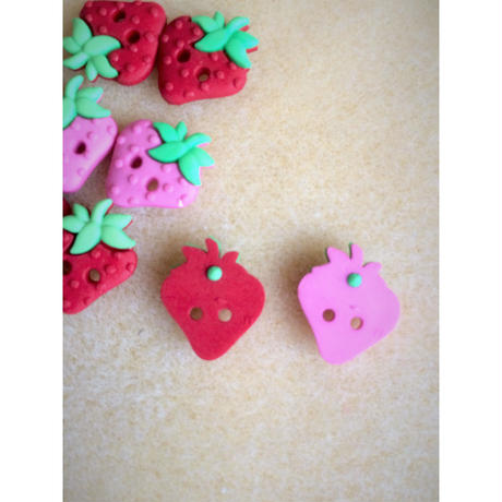 イチゴ strawberries JJボタン