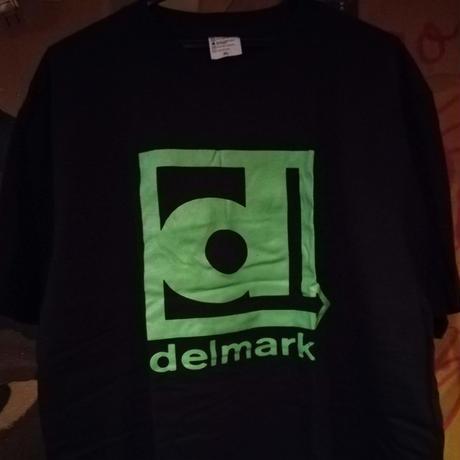 デルマーク・レコード ロゴTシャツ