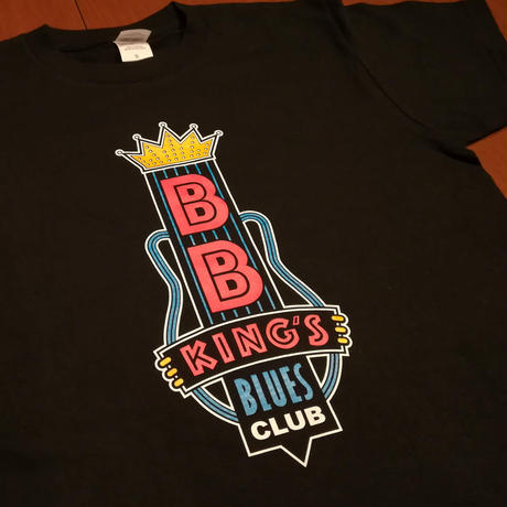 B.B.キング・ブルースクラブ ロゴTシャツ