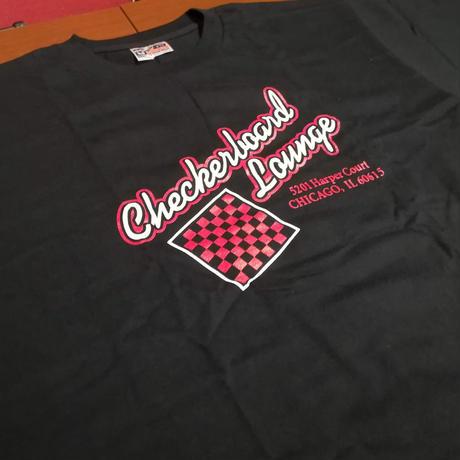 チェッカーボード・ラウンジ B Tシャツ