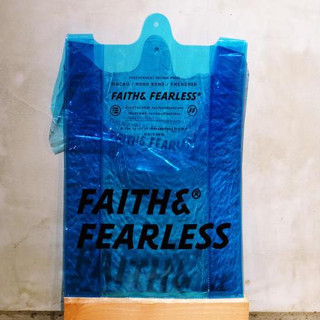 FAITH & FEARLESS  PVC PolyBag