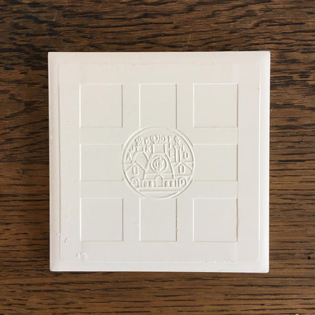 "Laura Carlin tile  ""Phonbox"""