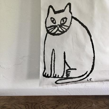 Laura Carlin  バッグ ネコ