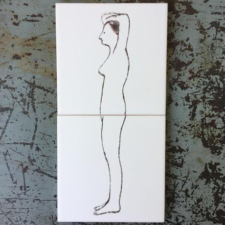"Laura Carlin tiles   ""Jane"""