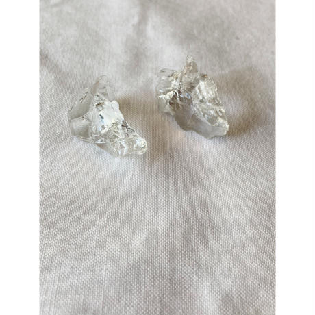 Ice earrings     ピアス