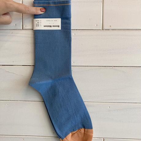 Bonne Maison   靴下 無地