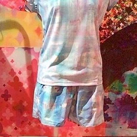 Oneda ランニングパンツ『Ladie's』【Blue Sky】