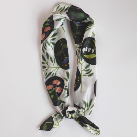 scarf <Flower garden>