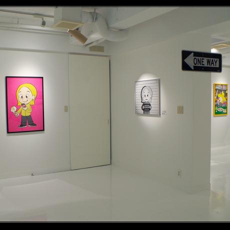"""Salt & Straw Ice Cream"" Framed Art Print"