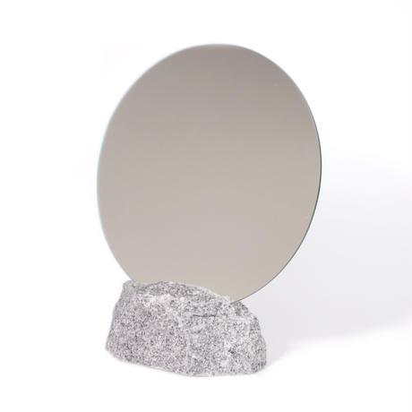 Circle mirror  /   Ajistone 14