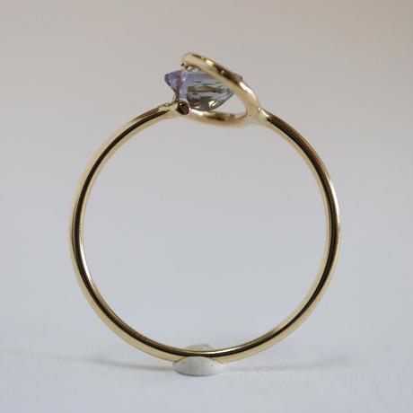 Circle ring / Tanzanite