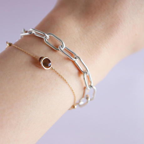 Chain / Silver  bracelet