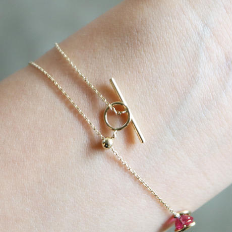Probability / Bracelet Aquamarine 2