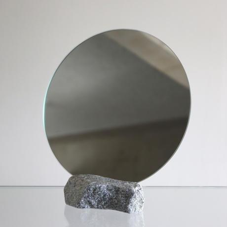 Circle mirror  /   Ajistone 10