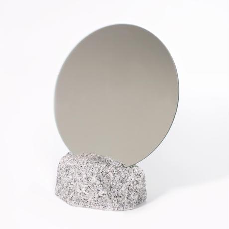 Circle mirror  /   Ajistone 11