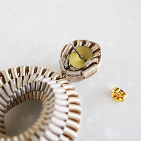 Mobius /  Pierced Earrings    Sumire  ピアス