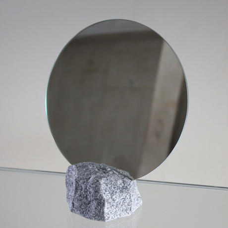 Circle mirror  /   Ajistone 9