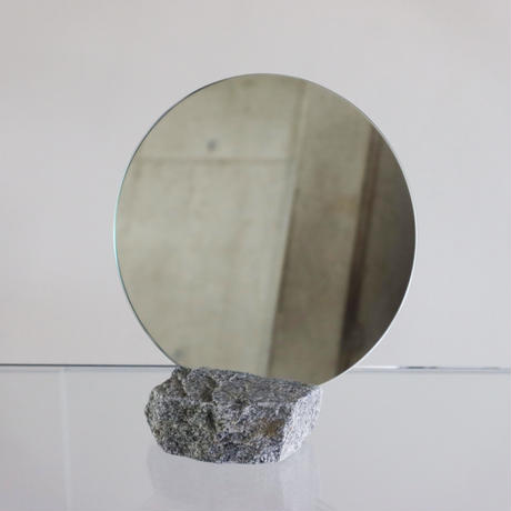 Circle mirror  /   Ajistone 8