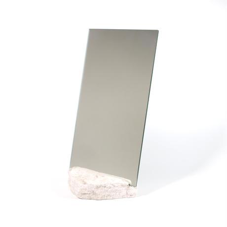 Rectangle mirror  /   Sandstone 5
