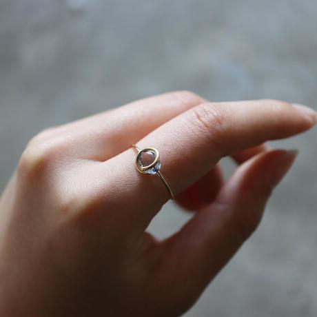 Circle ring / Tanzanite 3