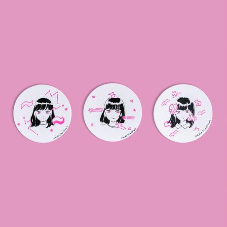 Chika Tanikawa works 2019 -ripple-