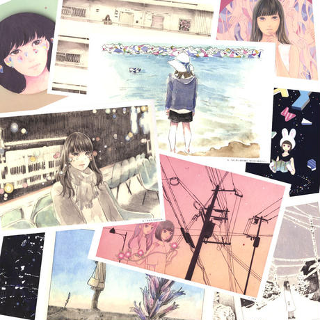 【訳あり】CHIKA TANIKAWA works 2017