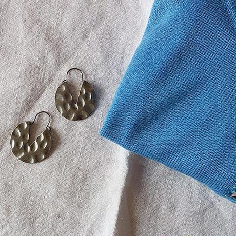 silver drop pierce