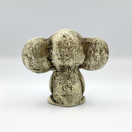 チェブラーシカ陶器人形