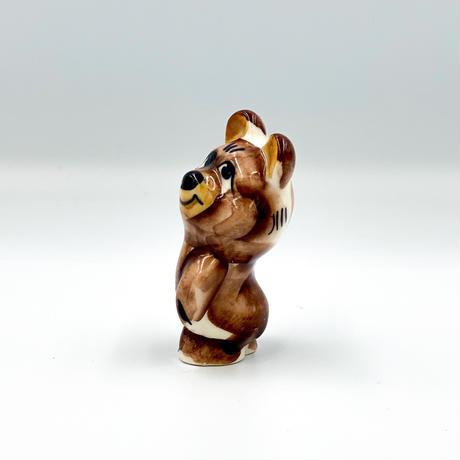 こぐまのミーシャ 陶器人形