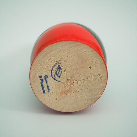ホフロマ いちご柄マトリョーシカ