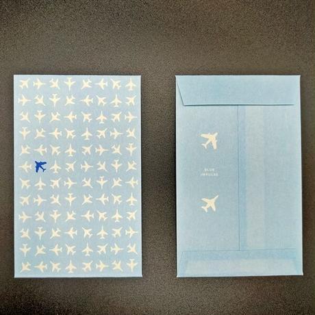 【ブルーインパルス】ポチ袋