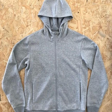 THE CHIKURA UMI BASECAMP  Original ZipUp Hoodie /  Gray