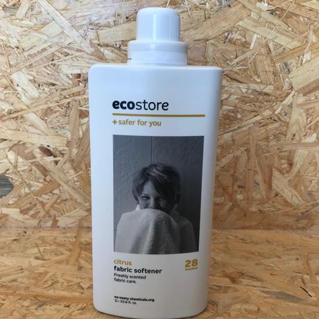 【eco store】ファブリックソフナー<シトラス> 1L