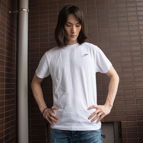 YutoOno サイン刺繍 Tシャツ(エコバッグ付)