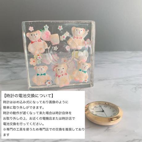 【セミオーダー受注予約】NEW WAVE SUGAR スペシャルビッグ時計