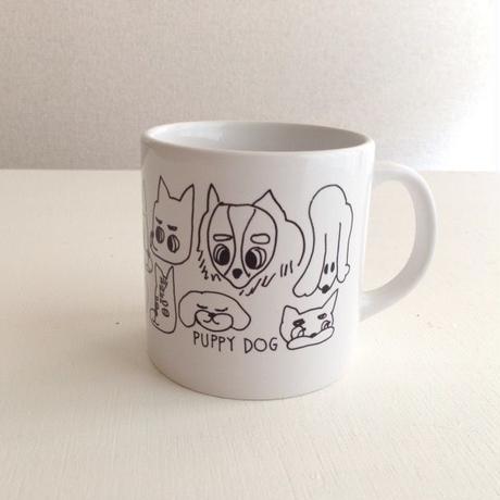 マグカップ・いぬ