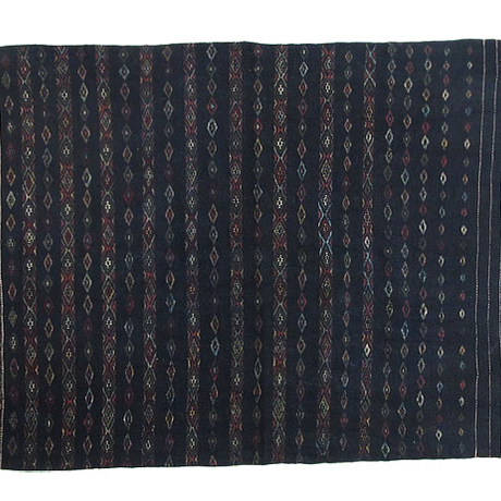 マラ族手織り布 Mara cloth from Chin state Myanmar