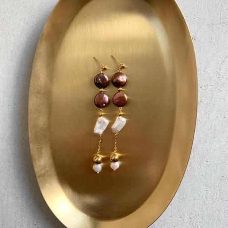brown choco pearl