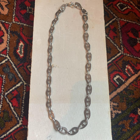 coffee beans chain necklace